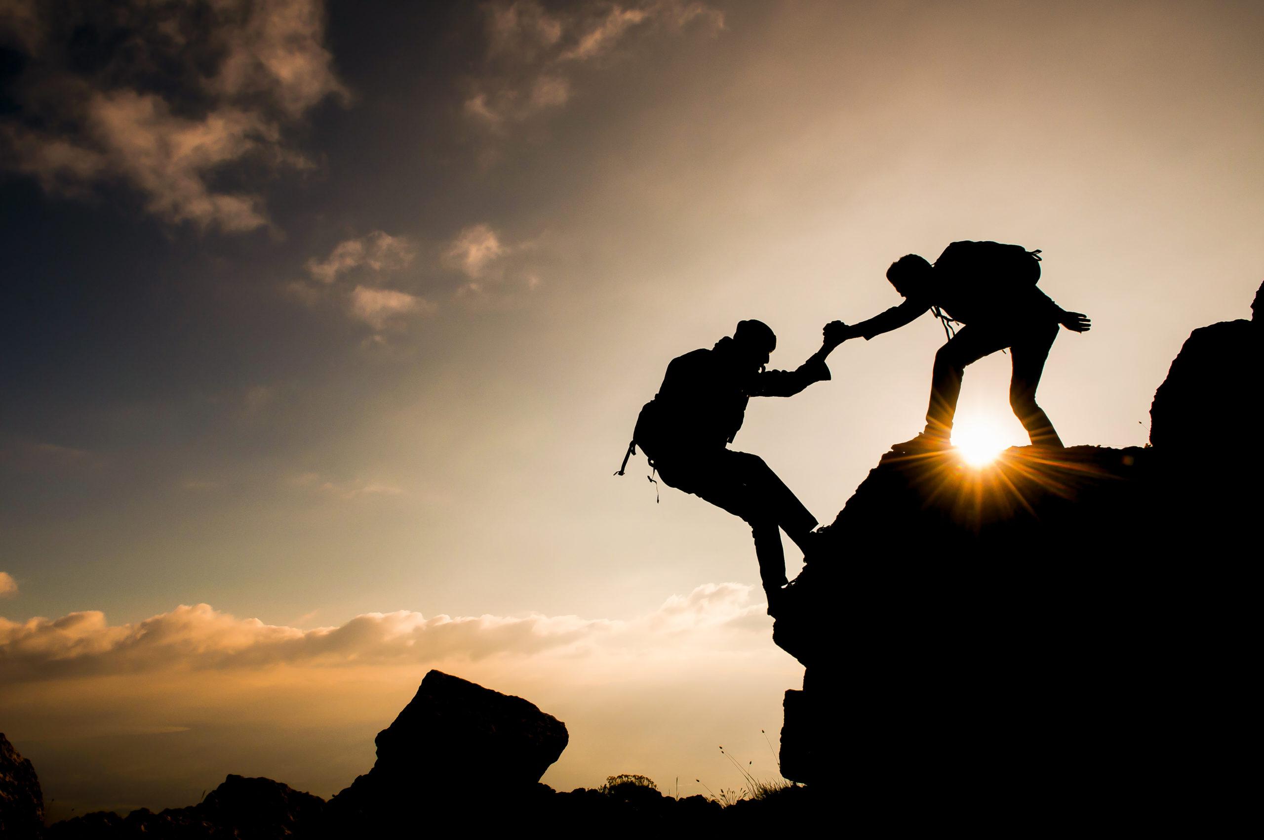 desteklemek&yardımcı olmak&dayanışma ruhu