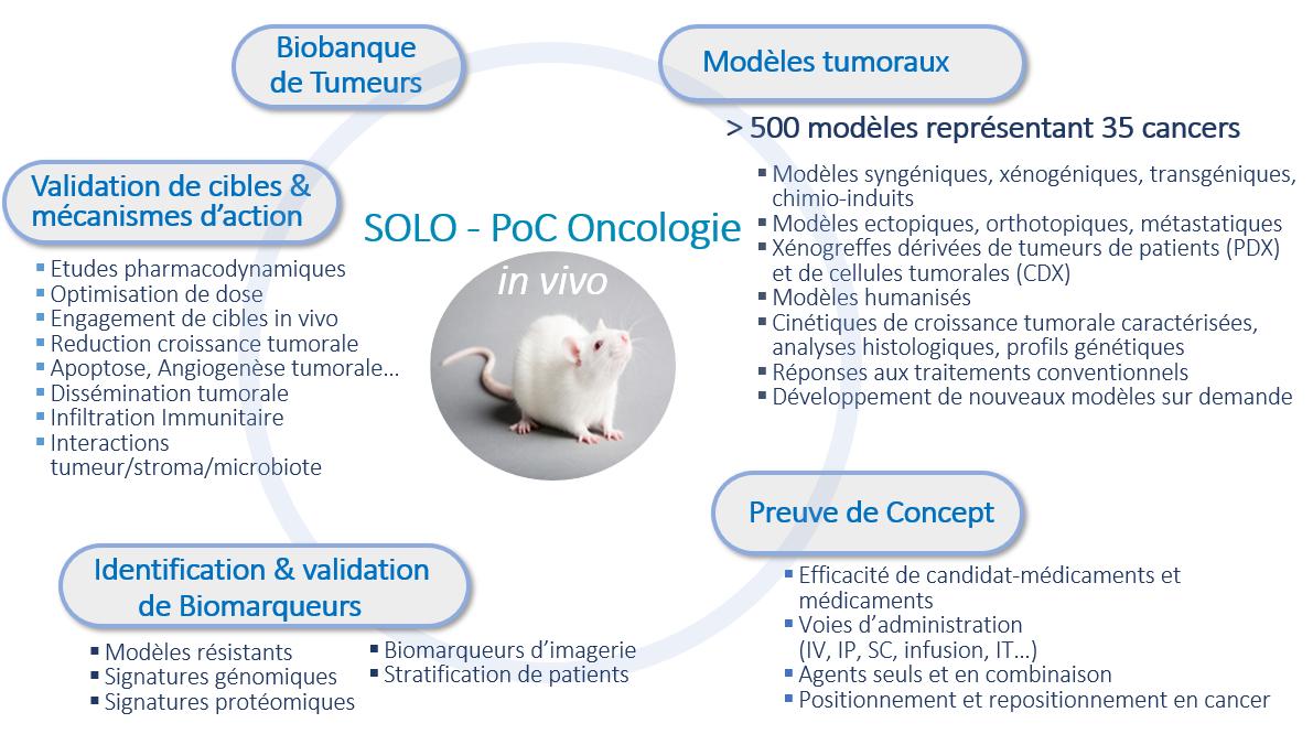 SOLO-Oncologie In vivo1-FR