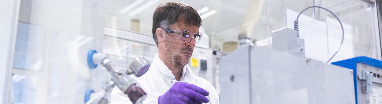 portefeuille produits recherche developpement biotech